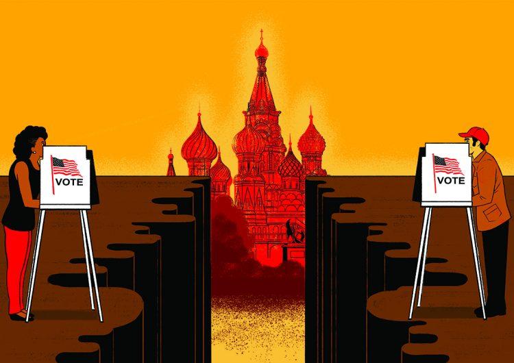 Elecciones presidenciales de EU en 2020: bajo ataque
