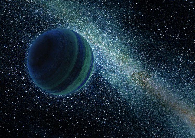 Aficionados buscan el noveno planeta de nuestro sistema solar