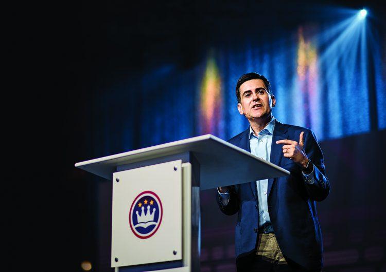 """Russell Moore, el evangélico rebelde: """"El racismo es satanismo"""""""