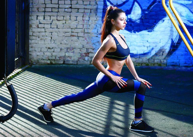 ¿Cómo no hincharse con el ejercicio?