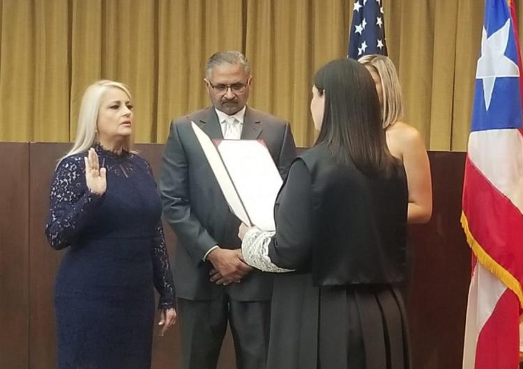 Wanda Vázquez es la nueva gobernadora de Puerto Rico; Tribunal descartó a Pierluisi