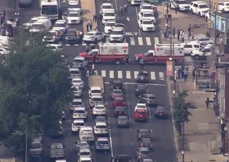 Seis policías resultaron heridos durante tiroteo en Filadelfia