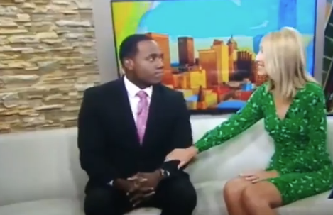 Presentadora de televisión se disculpa por comparar a su compañero negro con un gorila