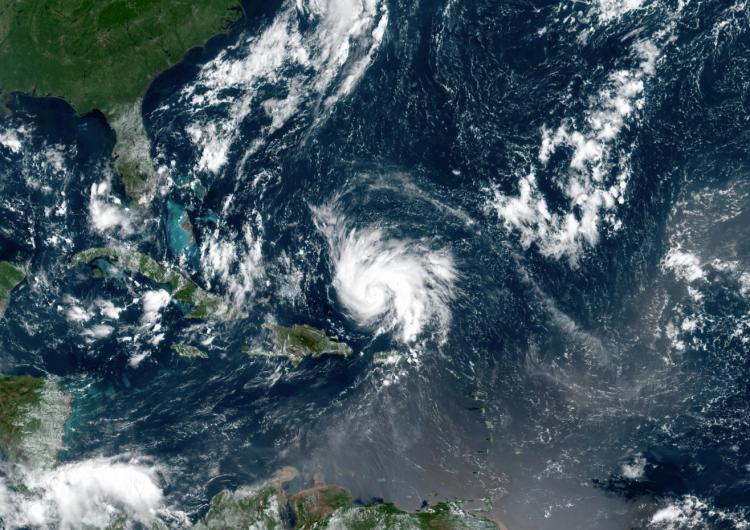 Trump cancela viaje a Polonia y Georgia declara estado de emergencia ante la llegada del huracán Dorian