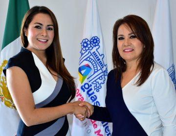 Regresa Tere Jiménez a la presidencia municipal de Aguascalientes