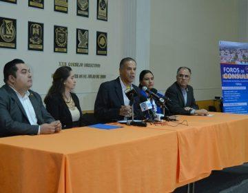 Convocan a foros de consulta del Plan de Desarrollo Municipal de Jesús María
