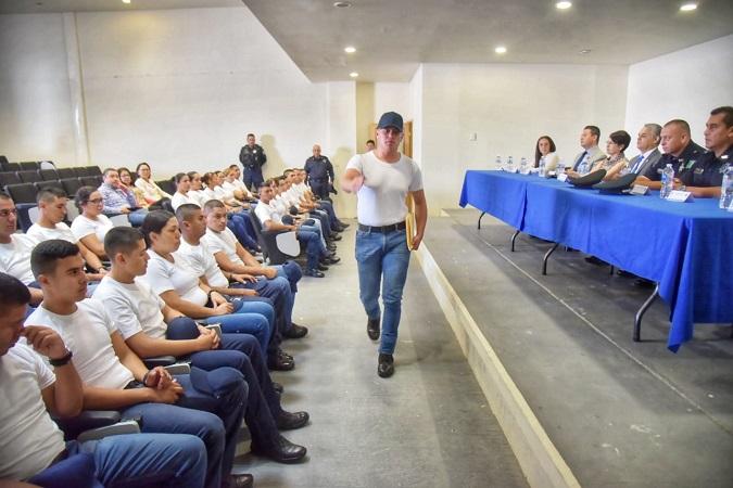 Capacitan a 29 cadetes de Calvillo y Jesús María