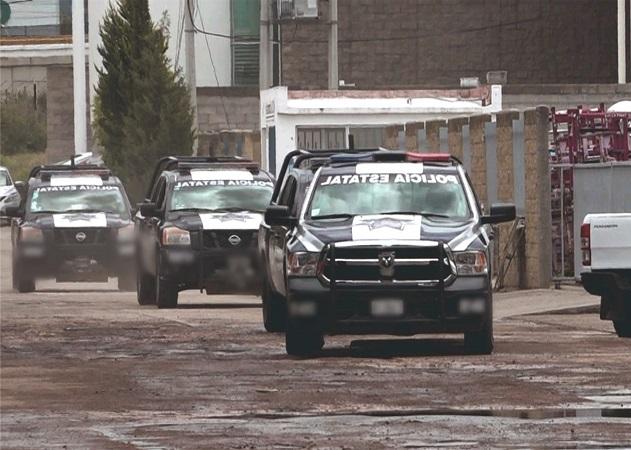 Detienen a seis presuntos integrantes del CJNG en Aguascalientes