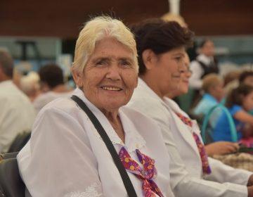 Celebran a los abuelitos del municipio de Jesús María