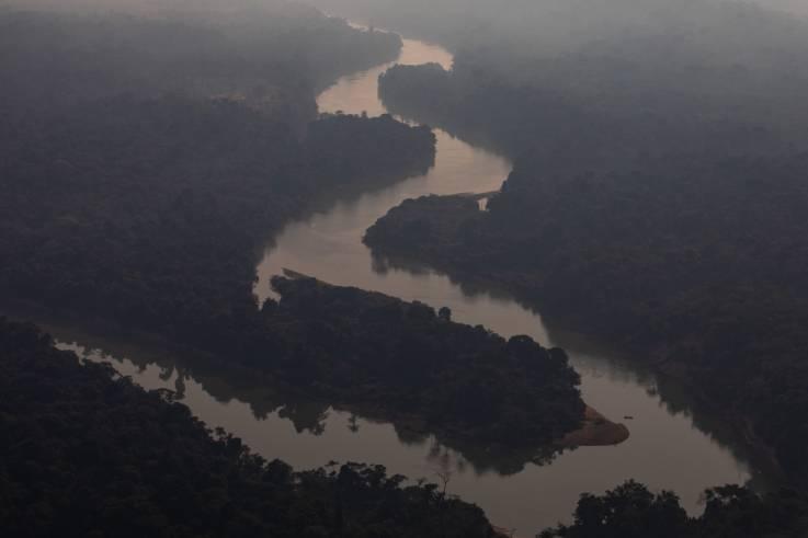 ¿Cuánto oxígeno produce realmente la selva tropical de la Amazonia?