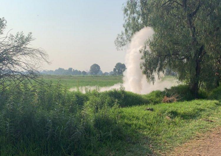 Durante 2019 se han registrado más de 200 fugas de hidrocarburo en Puebla