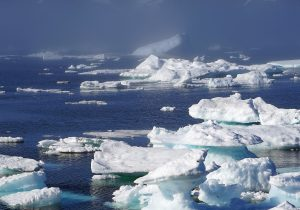 Olas de calor derriten Groenlandia a velocidad récord
