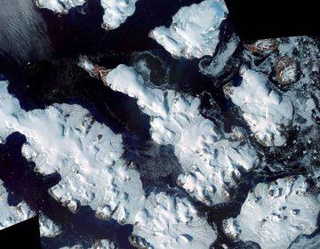 Rusia descubre cinco islas por el deshielo de un glaciar en el Ártico