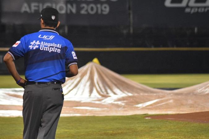 Suspende lluvia el inicio de la serie entre Rieleros y Algodoneros