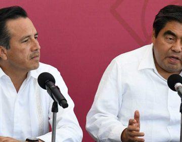 Estrategia conjunta entre Puebla y Veracruz contra la inseguridad