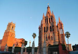 Más de 800 bodas se han celebrado en San Miguel de Allende en 2019