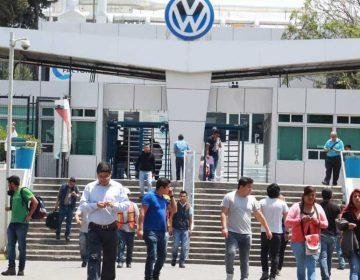 Estabilidad en planta de Volkswagen Puebla