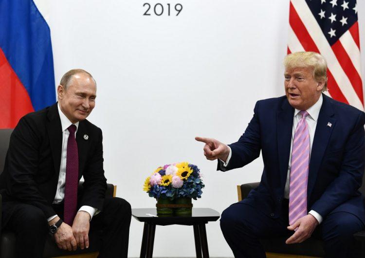 EU también interfirió en las elecciones de otros países, dijo Trump a funcionarios rusos: TWP