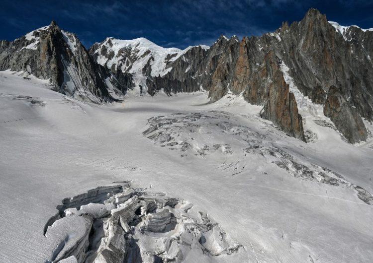 El mayor glaciar de los Alpes podría desaparecer completamente en 2100