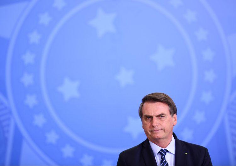 Bolsonaro acusa a Michelle Bachelet de entrometerse en los asuntos de Brasil