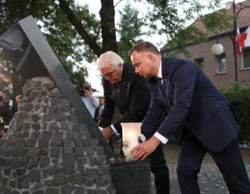 Presidente alemán pide perdón a Polonia a 80 años del inicio de la Segunda Guerra Mundial