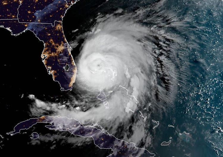 El huracán Dorian se debilita tras dejar al menos siete muertos en Bahamas