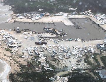 Fotos exhiben la devastación que causó el huracán Dorian sobre Bahamas