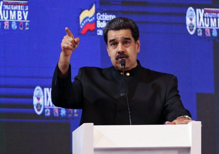 """Maduro acusa a Colombia de usar a las FARC para """"empezar un conflicto militar"""" contra Venezuela"""