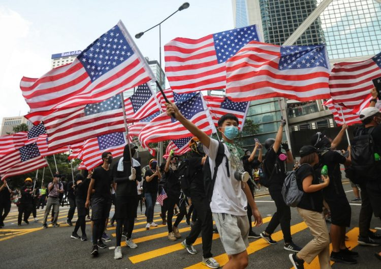 manifestantes-hong-kong-trump-china