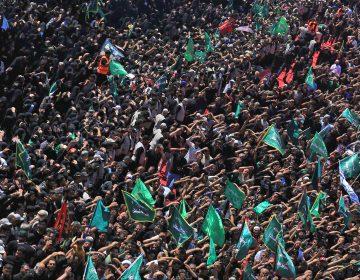 31 muertos por una estampida durante una celebración en Irak