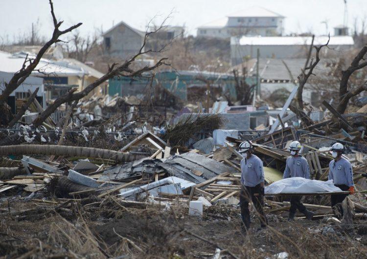 El huracán Dorian demostró la necesidad de hacer frente al cambio climático: ONU