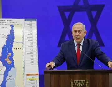 El primer ministro Benjamín Netanyahu anuncia que Israel se anexionará el Valle del Jordán si gana las elecciones