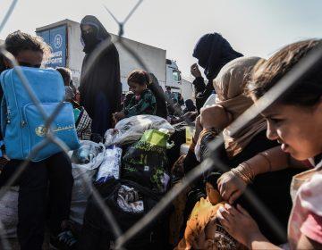 Conflictos y desastres naturales dejan 10 millones de nuevos desplazados en el mundo este año