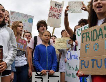 Inspirados por la huelga de Greta Thunberg, habrá una movilización global por la emergencia climática