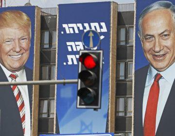 A días de las elecciones en Israel, Trump anuncia avances en un tratado de defensa