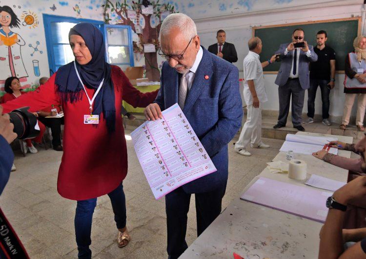 Túnez-elecciones-política