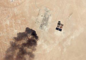 Las 5 claves sobre los ataques a plantas petroleras en Arabia Saudita