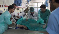 Atentado suicida en mitin de Afganistán deja al menos 22…