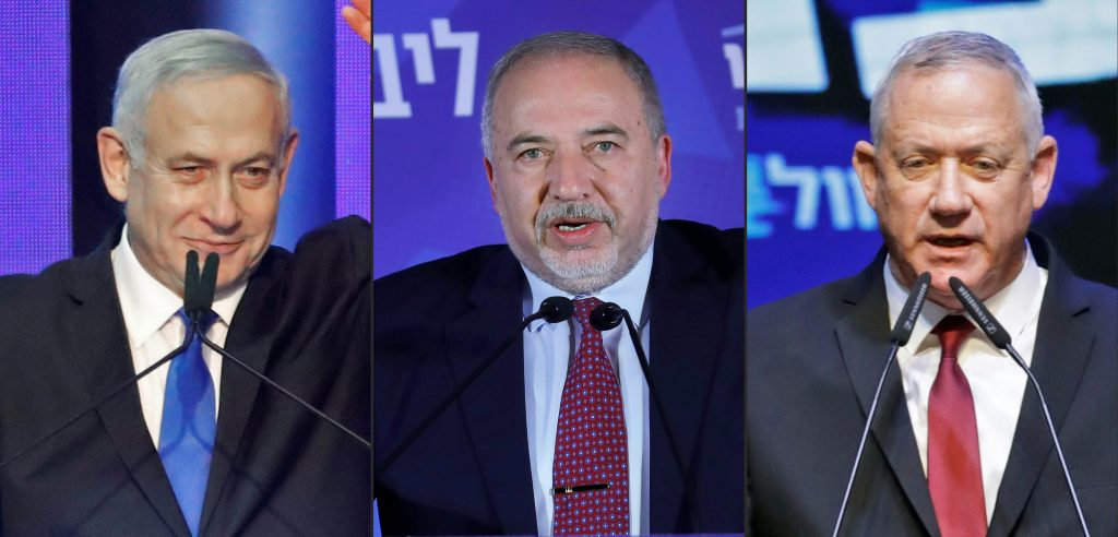 israel-elecciones-voto-netanyahu