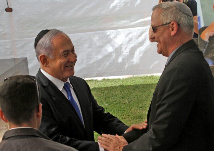 El presidente de Israel convoca a Gantz y Netanyahu para formar un gobierno de unidad