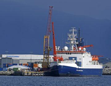 Parte hacia el círculo polar la mayor expedición científica para estudiar el clima