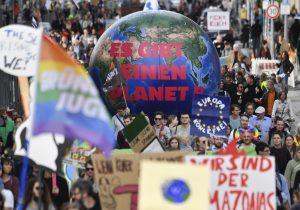 Alemania anuncia al menos 100,000 millones de euros para combatir el cambio climático