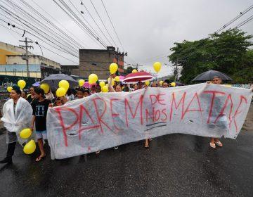 Brasil demanda justicia para Agatha, la niña que murió por una bala perdida en una favela