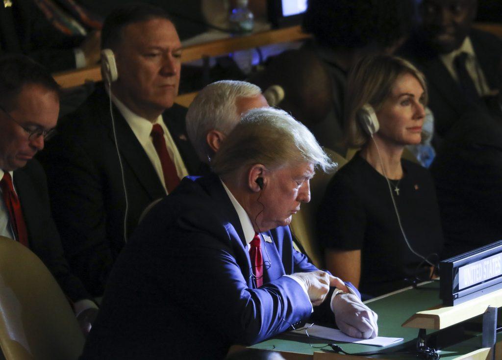 ONU-crisis climática-cumbre climatica-Trump-medio ambiente