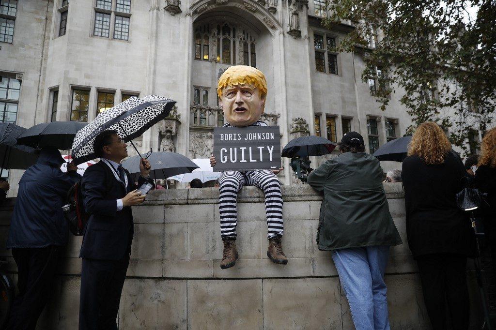 Gran Bretaña-política-brexit-boris johnson-ue-corte suprema
