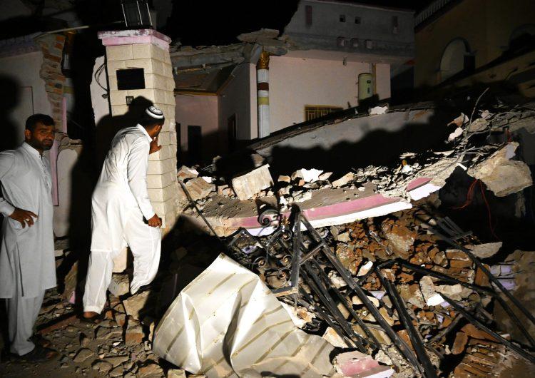 Pakistán-terremoto-Cachemira-muertos