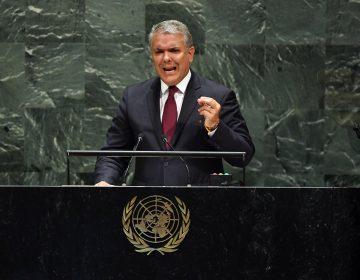 Duque entregó a ONU datos falsos sobre guerrilleros colombianos en Venezuela