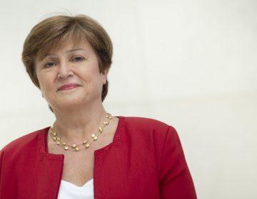 El FMI elige a Kristalina Georgieva como su directora, quien sucederá a Lagarde en octubre