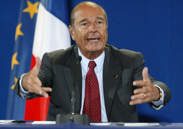 Francia-Chirac-