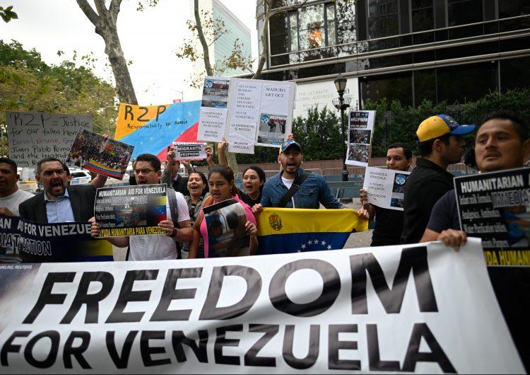 La ONU aprueba el envío de una misión a Venezuela para investigar violaciones de los DDHH